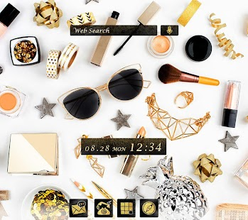 cool Wallpaper Cosmetic Collection Theme - náhled