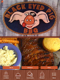 BlackEyedPigBBQ- screenshot thumbnail