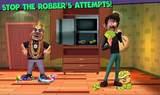 Scary Robber Home Clash filehippodl screenshot 5