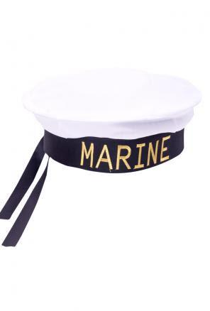 Hatt, marin