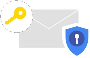 Implement envelope encryption logo