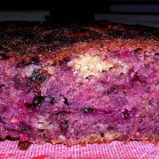 Sophie's Speedy Mixed Berry Cake