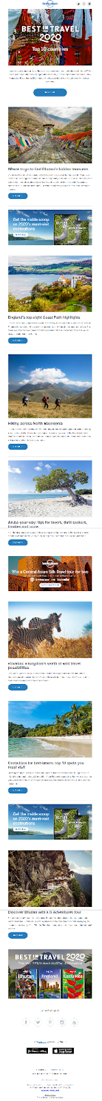 Send professional-looking emails with CTA buttons