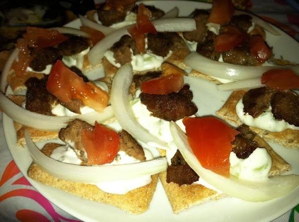 Gyro Bites !!! Recipe