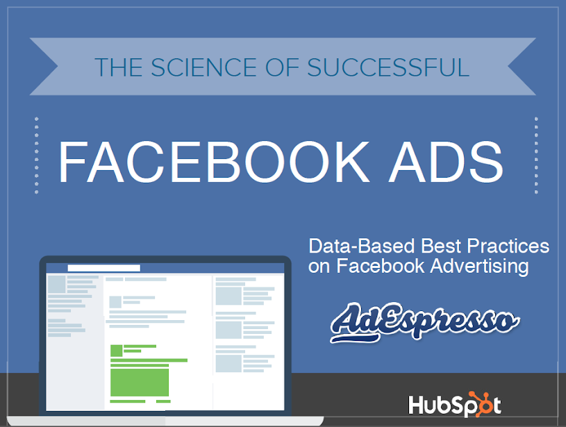 Data-Based Best Practices for Successful Facebook Advertising Campaigns. Source: HubSpot