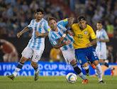 Le Brésil aux JO avec Neymar et Marquinhos