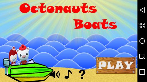 Octonauts Boats