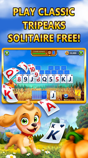 Farmship: TriPeaks Solitaire 3.12.3968 screenshots 2