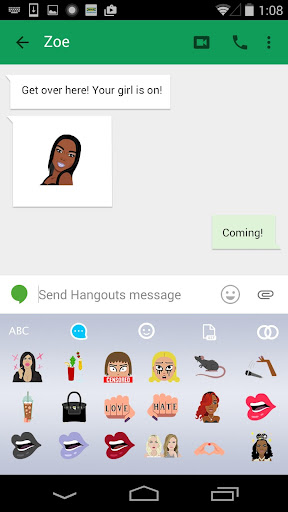 VH1 VMOJI Emoji Keyboard