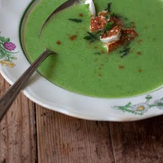 Green Pea Soup.