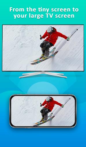 HD Screen Mirroring - Mirror Screen To TV screenshots 1