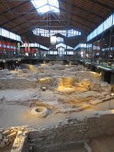 Photo: Mercado del Born, convertido en exposición arqueológica de la Barcelona de ppios del S.XVIII