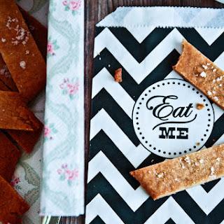 Swedish Butterscotch and Sea Salt Cookies