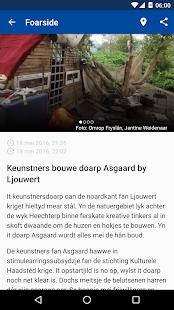 Omrop Fryslân Screenshot 2