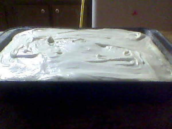 Key Lime Cake W/ Cream Cheese Frosting