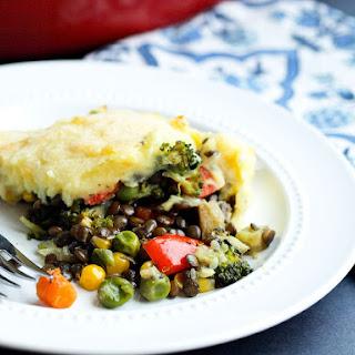 Vegetarian Shepard's Pie