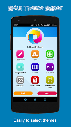 EMUI Theme Editor 1.13.0 screenshots 2