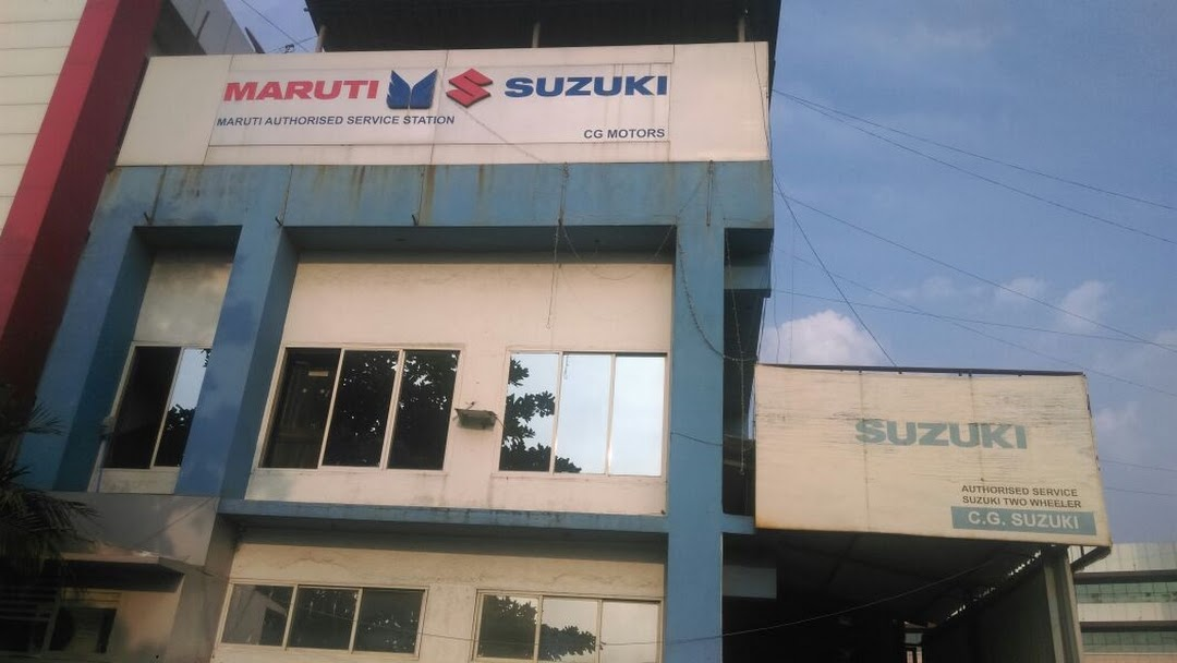 C  G  Motors RABALE Maruti & Suzuki MotorCycle Service