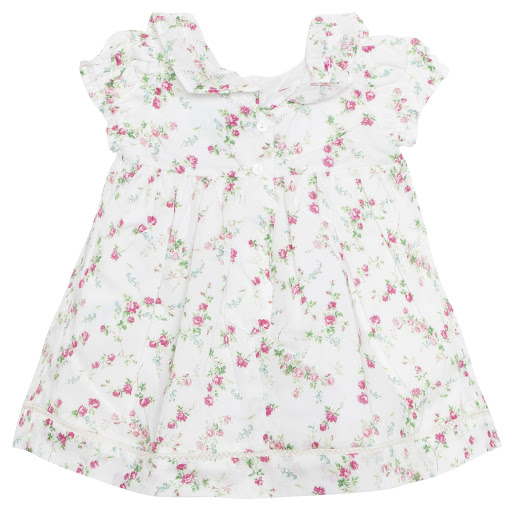 Primary image of Patachou Baby Floral Dress