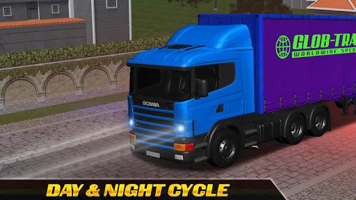 Speedy Truck Driver Simulator: Offroad Transport 1.0.2 screenshots 2