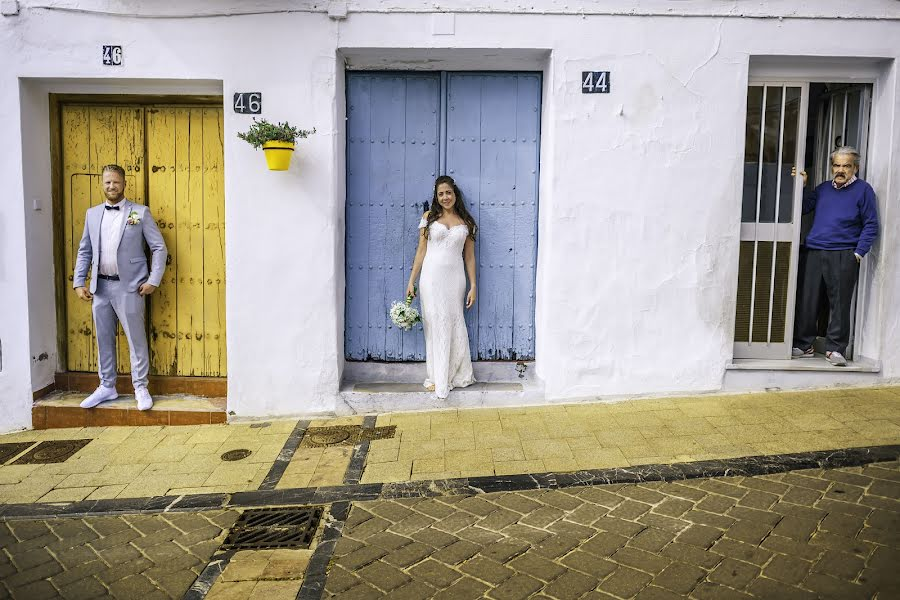Wedding photographer Dan Morris (danmorris). Photo of 07.12.2018