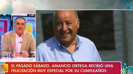 Juan y Medio estalla contra los ataques a Amancio Ortega