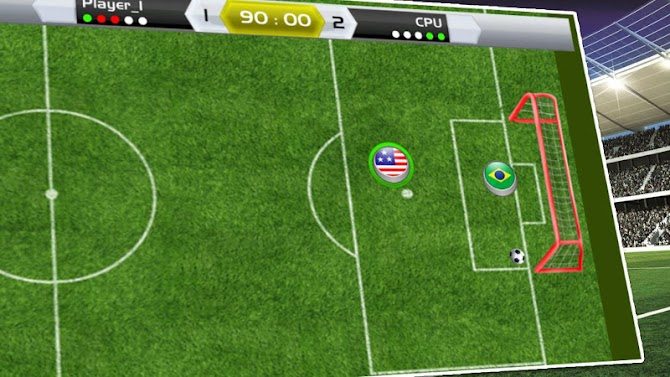 New Soccer Stars 2018 : Carrom King Soccer Game Android 8