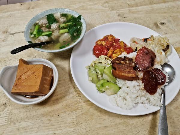 瑞華快餐(彭家乾意麵)