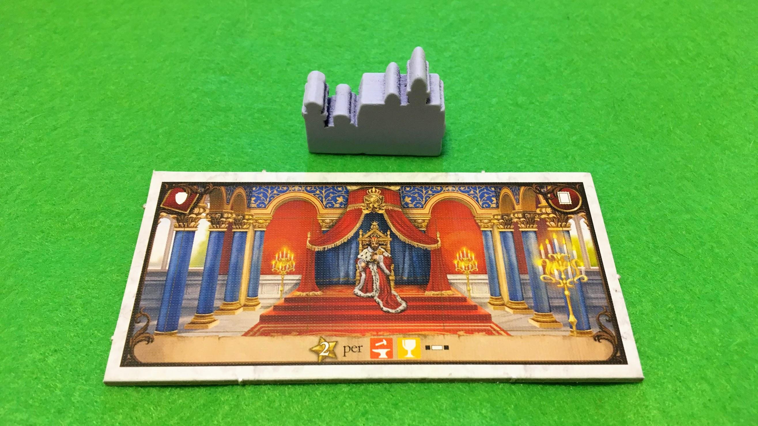 ゲームの準備|ふたつの城の物語