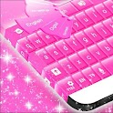 Teclado Pure Pink icon