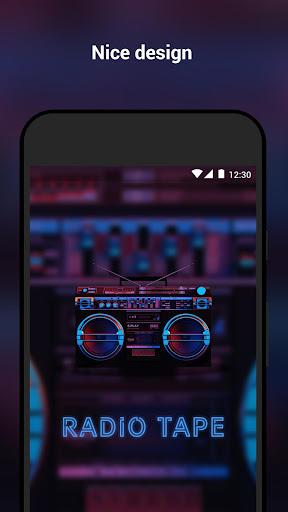 Radio Tape screenshot 1