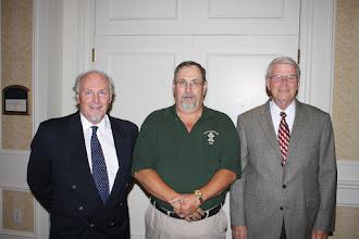 Photo: Johnny Davis, Stan Joyner and Luigi Ammons
