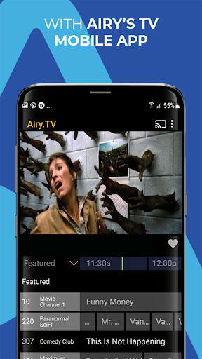 Airy - Stream Free TV Shows & Movies, and More! 2.4.0gcR screenshots 8