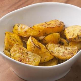 Lemon-Herb Roasted Beets
