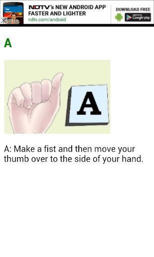 玩教育App|Sign Language Communication免費|APP試玩
