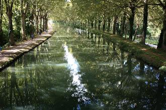 Photo: Canal du Midi