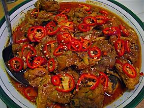 Photo: So-style stewed chicken