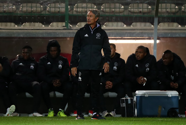 Ajax Cape Town head caoch Muhsin Ertugral and his youthful team needs to collect as many points as possible in their final five matches of the Absa Premiership season to move away from the relegations zone.