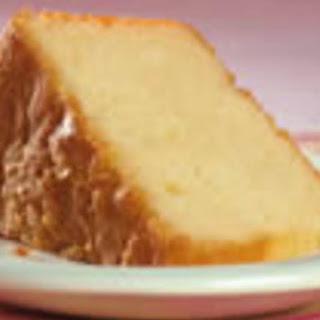 Five Flavor Pound Cake.