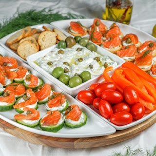 Lox Appetizers Recipes.