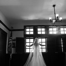 long live long veils by Michelle J. Varela - Wedding Getting Ready
