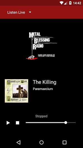 Metal Blessing Radio