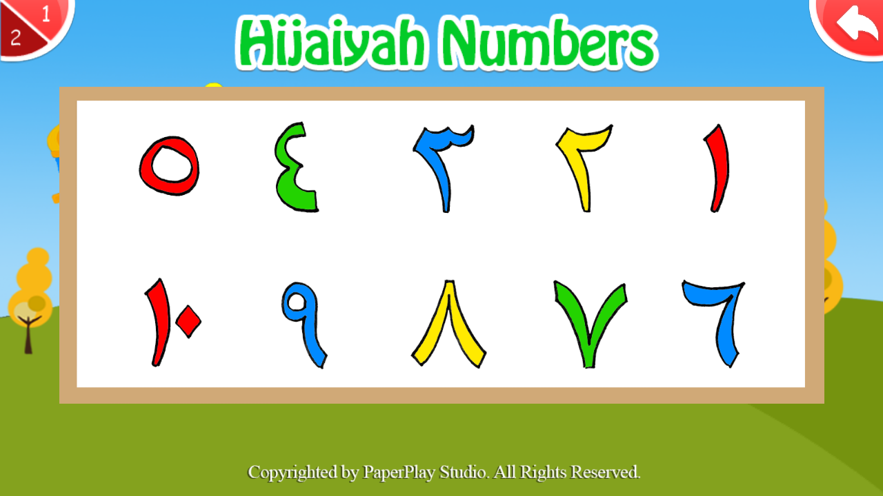 Arabic Learning For Kids Free Android Apps On Google Play