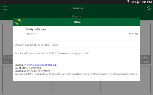 Central Arizona College  screenshots 5