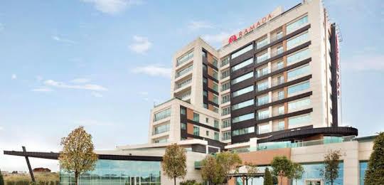 Ramada Plaza Istanbul Asia Airport