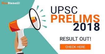 IAS Prelims 2019 Result - UPSC Civil Services Exam