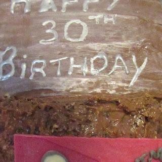 The Ultimate Birthday Cheesecake.