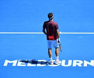 """Le Grand Chelem? """"Beaucoup plus facile aujourd'hui"""" pour Federer"""