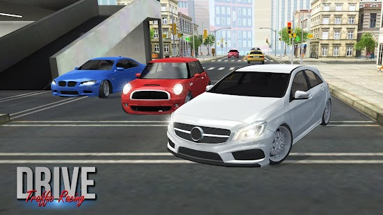 Drive Traffic Racing- screenshot thumbnail
