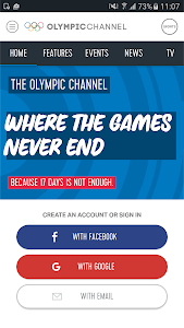 Olympic Channel screenshot 0